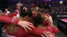 US Women's Gymnastic Team Hopes to Make History