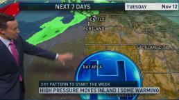 Rob's Forecast: Spare the Air Sunday