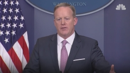 Spicer Talks New Immigration Policies for Trump Era