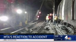 Train Derailment Latest in Series of Subway Woes