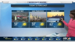 Kari Hall's Tuesday Forecast