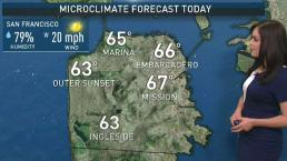 Vianey's Forecast: Cooling Trend