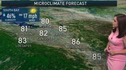 Vianey's Forecast: More Sunshine Returns