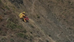 VIDEO: Dramatic Rescue in Shelter Cove of Pacifica