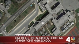 1 Dead, 1 Hurt in Shooting on School Grounds