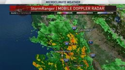 Kari's Forecast: Morning Rain, Chilly Air