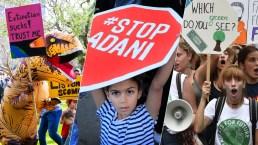 PHOTOS: 'Global Climate Strike' Around the World