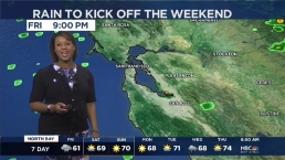 Kari Hall's Friday Forecast: Soggy Morning