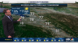 Jeff's Forecast: Great Tuesday; Major Heat Ahead
