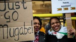 Zimbabwe President Robert Mugabe Resigns