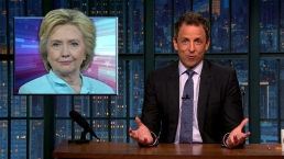'Late Night': A Continuos Look at Clinton's Email Scandal