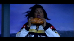 'Late Night': Taraji P. Henson Accepts the Actathalon