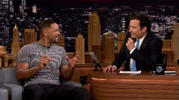 'Tonight Show': Will Smith Thinks Racism Isn't Getting Worse