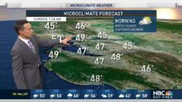Rob Forecast: Rain Returning, Stormy Midweek