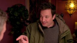 'Tonight': Blake Shelton and Jimmy Fallon See a Palm Reader
