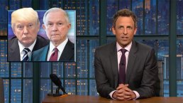'Late Night': A Look at Trump's Relationship With Sessions