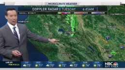 Rob Mayeda's Tuesday Forecast