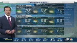 Rainy Start, Drying Into Wednesday