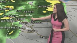 Vianey's Forecast: Enjoy the Sun, Rain to Come Back