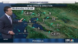 Rob Mayeda's Wednesday Forecast
