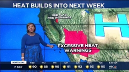 Kari Hall's Wednesday Forecast: Slightly cooler today