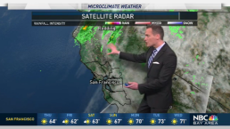 Jeff's Forecast: Early Shower and Comfortable Thursday