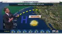 Jeff's Forecast: Warming Trend Brings 80s