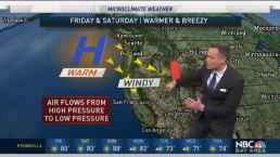 Jeff's Forecast: Warming Friday and Breezy
