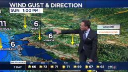 Jeff's Forecast: Isolated Weekend 90s