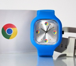 Google Gets Into the Watch Business