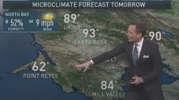 Jeff's Forecast: AM Clouds, Rain Chance Soon and Hotter