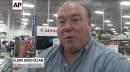 Black Friday 'Early Bird' Shoppers Get TV Deals