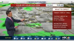 Rob's Forecast: Showers Continue, Stronger Storm Coming