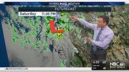 Jeff's Forecast: Weekend Rain Chance