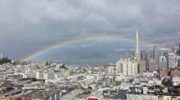 Rain Returns to the Bay Area