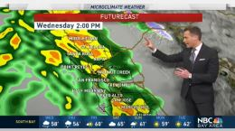 Jeff's Forecast: Flood Watch; Stronger Storm