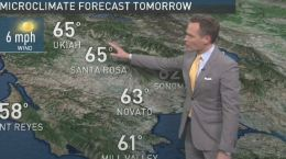 Jeff's Forecast: Chilly Start, Mild Day & Rain Soon