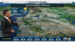 Forecast: One More Mild Day, Warming Ahead