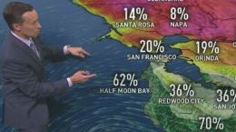 Rob's Forecast: Red Flag Warning Sunday