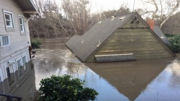 Major Flooding Overwhelms San Jose Homes, Streets
