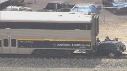 Mother, Child Die After Amtrak Train Crashes Into SUV