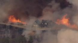 300-Acre Fire in Santa Cruz Mountains Prompts Evacuations