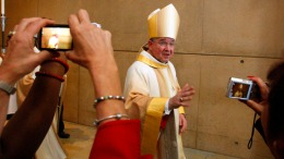 "Pope's Decision ""Christ-Like Act of Humility"""