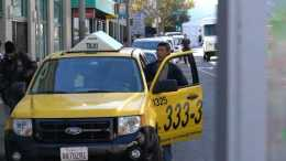 San Francisco Looks to Help Struggling Taxi Drivers