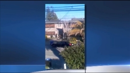 Caught on Video: Deadly Police Shootout in Santa Cruz