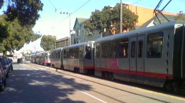 Suspected Muni Humper Arrested