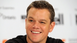 "Matt Damon Talks ""Contagion"""