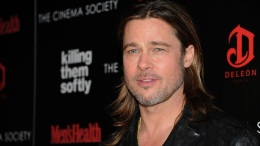 "Pitt Made ""Conscious Change"" to Stop Using Drugs"