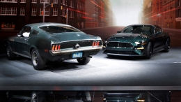 New Ford Mustang Bullitt Pays Tribute to Classic SF Movie