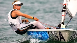 Sailor Anna Tunnicliffe Is Going For Gold